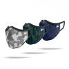 Masques de protection ZEROD Lavable s( Lot de 3 ) - En polyester