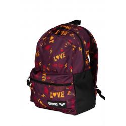 ARENA Team Backpack 30 - Love - Sac à Dos Natation & Piscine