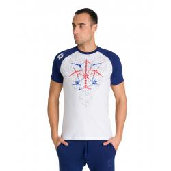 Tee shirt ARENA OG Raglan UK - Collection Bishamon
