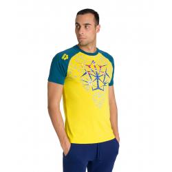 Tee shirt ARENA OG Raglan AUSTRALIA - Collection Bishamon