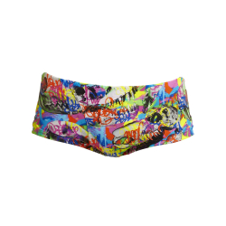 Funky Trunks FOSSIL FUEL - Boxer Natation Homme