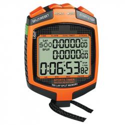 Chronometre professionnel IHM 500 memoires - Etanche IP67 / 3ATM