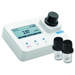Photomètre Multiparamètres IHM 9710/2HA - Spécial Piscine : chlore libre, total, PH, acide cyuranique, alcalinité