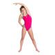 ARENA Team Stripe Super Fly Back - Freak Rose Royal - Maillot Natation Femme 1 pièce