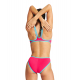 ARENA One Biglogo - Freak Rose Mint - Maillot Natation Femme 1 piece