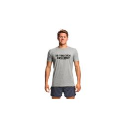 Tee shirt Homme FUNKY TRUNKS Swim Bro Grey