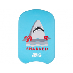 Kickboard FUNKY TRUNKS Sharked - Planche Natation