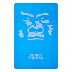 Serviette Chamoisine FUNKY TRUNKS The Beast - Serviette absorbante piscine