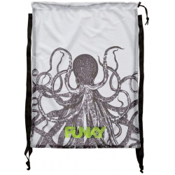 Mesh Bag FUNKY Octopussy - Sac Mesh Natation
