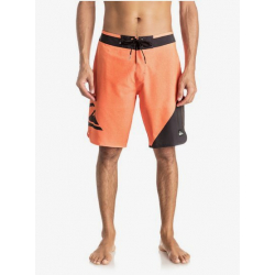 Boardshort QUICKSILVER New Wave Everyday Youth Shocking Orange