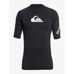 Tee Shirt Quiksilver All time SS-KDV0 Black