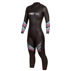 Mako Genesis 2.1 Femme - Combinaison Triathlon Néoprène