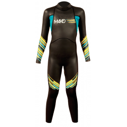 Mako REEF SHARK Junior Combinaison Triathlon Junior