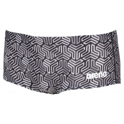ARENA Kikko Low Waist Short Black-Multi-Black