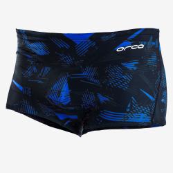 BOXER ORCA SQUARE LEG - BLUE - Boxer de natation