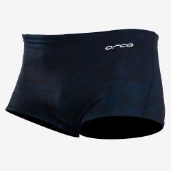 BOXER ORCA SQUARE LEG - DEEP BLUE - Boxer de natation