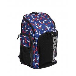 ARENA Team Backpack 45 Allover LIGHTNING Sac à Dos Natation & Piscine