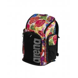 ARENA Team Backpack 45 Allover TROPICS - Sac à Dos Natation & Piscine