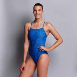 Funkita Billy Jean - Single Strap - Maillot de bain Femme Natation