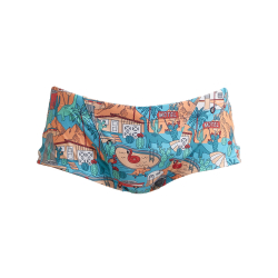 Funky Trunks Road Tripper - Boxer Natation Homme