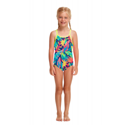 Funkita Toddler (1-7 ans) PALM OFF - Maillot Fille Natation