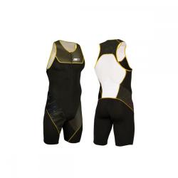 ZEROD Start Trisuit Man - Persimmon - Trifonction Homme