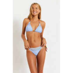 Haut de Bikini BANANA MOON Braro Solars Bleu - Haut maillot de bain Plage 2 pièces