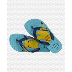 HAVAIANAS Kids Top Pokemon Blue - Tongs Junior