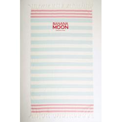 Fouta BANANA MOON Sharmi Marbella Turquoise - Serviette de Plage