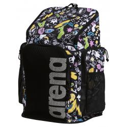 ARENA Team Backpack 45 Allover PLAYFUL - Sac à Dos Natation