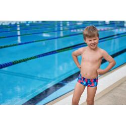 Funky Trunks (1-7 ans) Furry Friends Toddler Boy - Boxer natation garçon