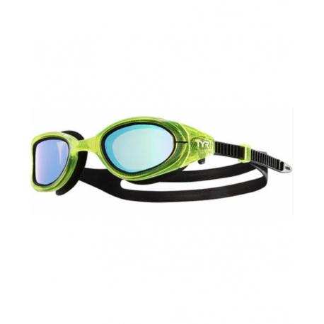 Tyr Special OPS 2.0 Polarisées - Green Black - Lunettes Triathlon et Eau Libre